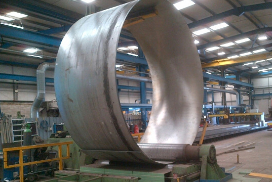 Tube Bending And Metal Steel Rolling Services Afon